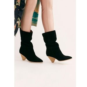 Free People Jeffrey Campbell Pointed Slouchy Boot